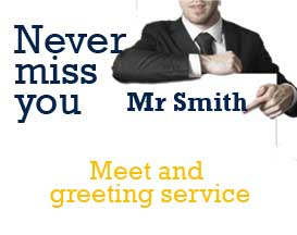 meet and greeting service